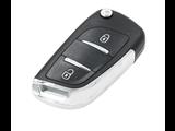 Citroen Peugeot Toyota sleutel met afstandsbediening