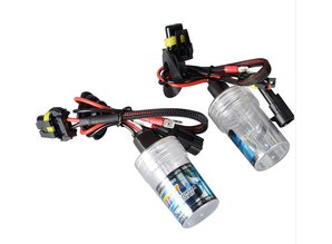Lamp - Xenon HID 8000k - 3200 lumen