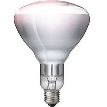 Philips BR125 IR 250W E27 230-250V Clear
