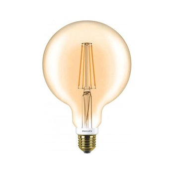 Philips CLA LEDGlobe D 7-50W G120 E27 820 GOLD dimmable