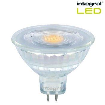 INTEGRAL Integral MR16 Glass GU5.3 5.2W (35W) 2700K 390lm GU5.3 dimbaar