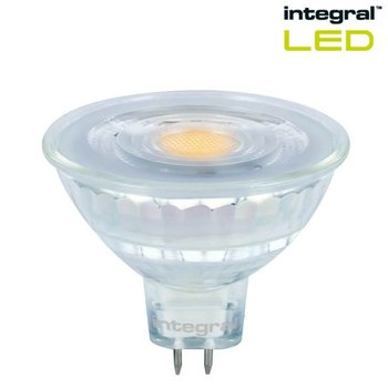 INTEGRAL Integral MR16 Glass GU5.3 5.2W (35W) 4000K 390lm GU5.3 dimbaar
