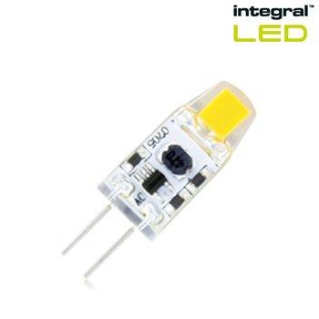 INTEGRAL Integral LED capsule 1-10W G4 2700K 30mm small!