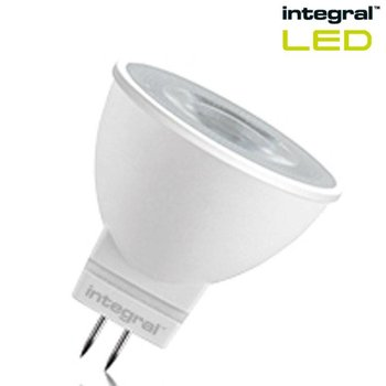 INTEGRAL LED spot 3.7-35W 4000K MR11 GU4 30D 390lm