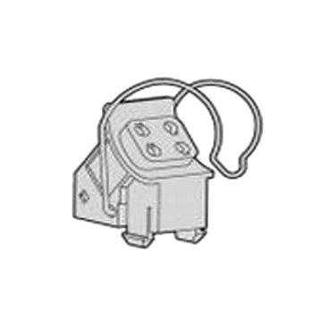 TL-E Circular lampvoethouder G10Q