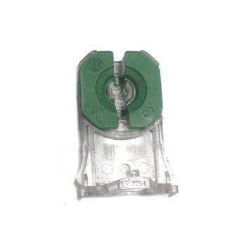 Huppertz TL lamp base G13 (Transparent) pierce