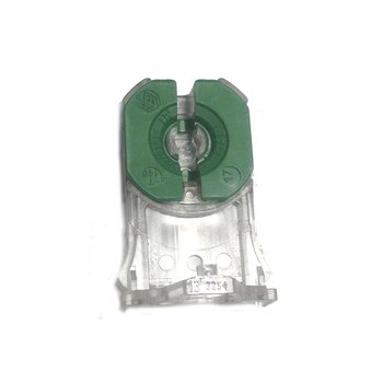 Huppertz TL lampvoet G13 (Transparant) doorsteek