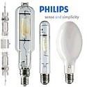 Lampes à décharge de gaz PHILIPS