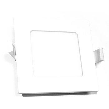 Aigostar LED slim downlight vierkant 6W 3000K 420lm 115mm