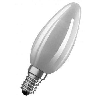 Philips kaarslamp Halogena Pro 40W BS35 mat E14 230V