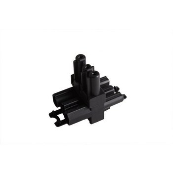 Wieland GST18-3 T-Splitter 1 In 2 Out With Lockout