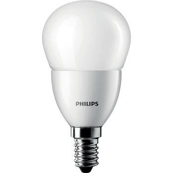Philips Lampe boule LED Corepro 3-25W E14 2700K FR (mat)
