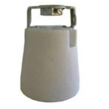 E27 fitting porcelain 4A -250V Tmax = 220gr