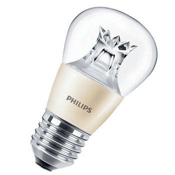 Philips MAS LEDlustre DT 4-25W E27 P48 CL