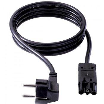 Bachmann electriciteitssnoer Schuko GST18 3m - Zwart