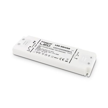INTEGRAL 50W LED Driver, IP20, not dimmable, output voltage 12V DC input voltage 200-240VA