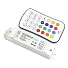 INTEGRAL RGB Colour Changing Receiver (remote pushbutton control) 12-24VDC, 108W (12V) and 216W (24V)