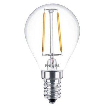 Philips LED DECO CLASSIC 2.3-25W E14 2700K P45