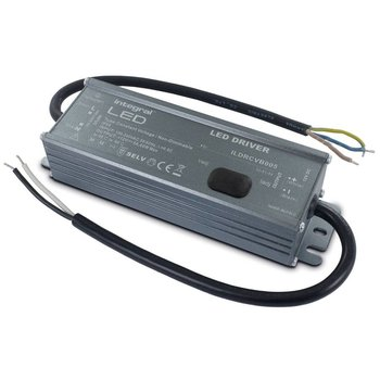 INTEGRAL 150W LED Driver, IP65, output voltage 12 DC input voltage 200-240VAC / 50Hz