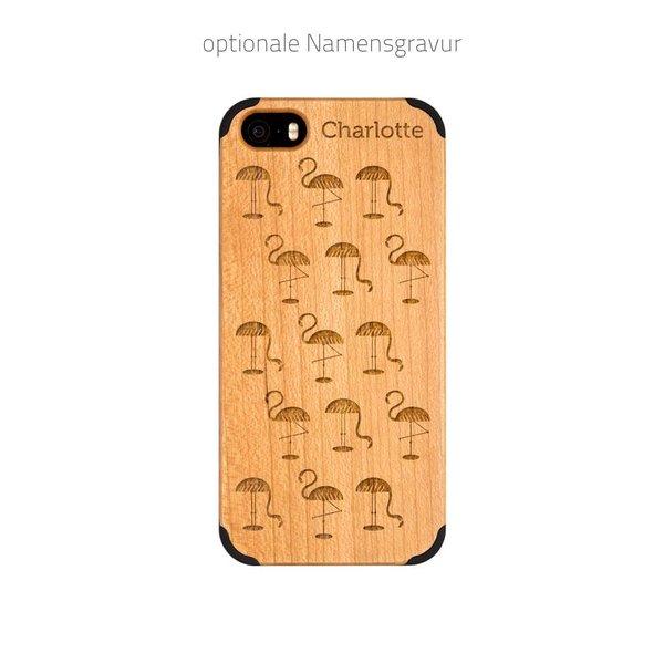 iPhone 5 - Flamingo