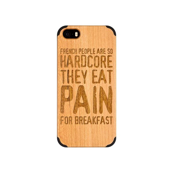 iPhone 5 - Pain for breakfast
