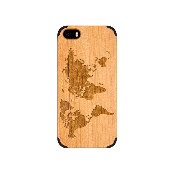 iPhone 5 - Weltkarte