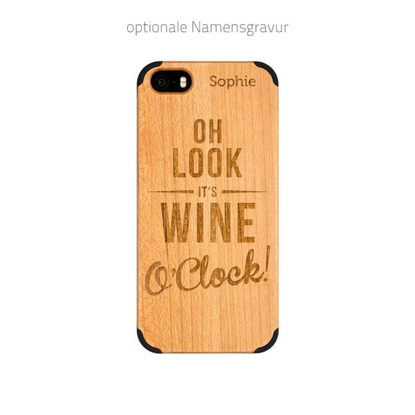 iPhone 5 - Wine o'clock