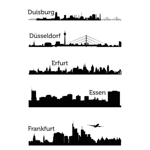 iPhone 6 - Deutsche Städte