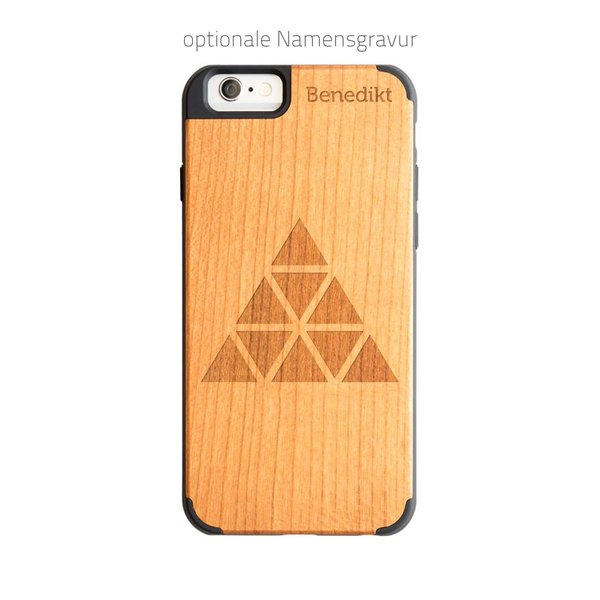 iPhone 6 - Dreiecke