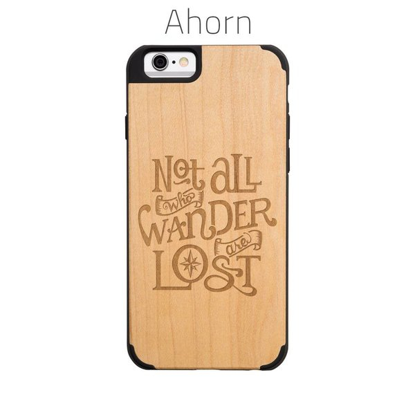 iPhone 6 - Not all who wander are lost