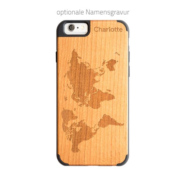 iPhone 6 - Worldmap