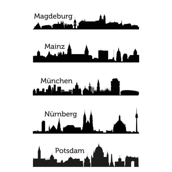 iPhone 7 - Deutsche Städte