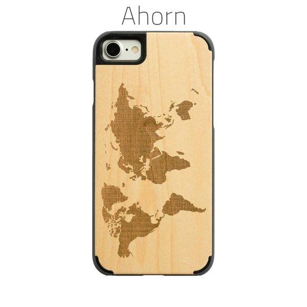 iPhone 7 - Weltkarte