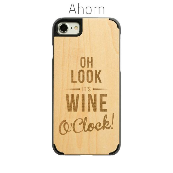 iPhone 8 - Wine o'clock