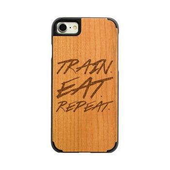 iPhone 8 - Train. Eat. Repeat.