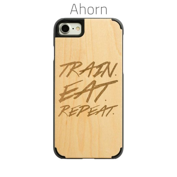 iPhone 8 - Train. Eat. Repeat.