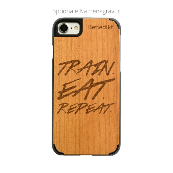 iPhone X and XS - Train. Eat. Repeat.