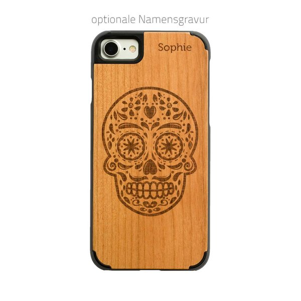 iPhone X and XS - Sugar Skull