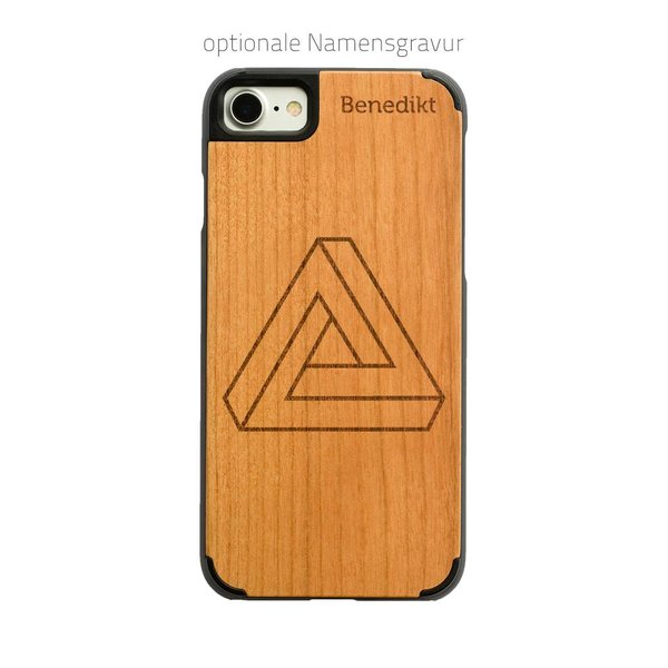 iPhone 8 - Penrose Triangle