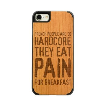iPhone X - Pain for breakfast