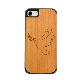 iPhone 8 - Friedenstaube