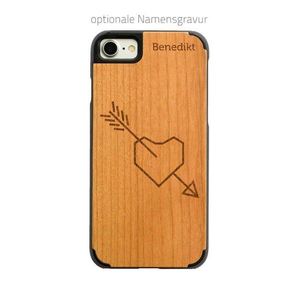 iPhone 8 - Digitales Herz