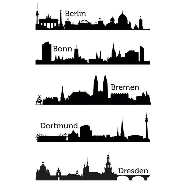 iPhone X - Deutsche Städte