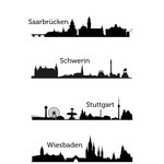 iPhone X and XS - German Skylines