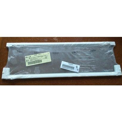 2251214017 glasplaat koeling aeg 522 x 170 mm