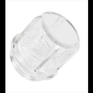 3192560088  glazen afdekking voor ovenlamp aeg
