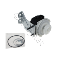 WHIRLPOOL MOTOR - CIRCULATIEPOMP + STEUN 480140102394