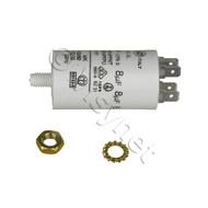 Universeel WASMACHINE /CONDENSATOR 8 ΜF 450 V/KLEM
