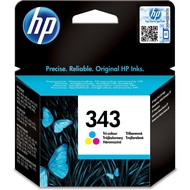HEWLETT PACKARD KLEURENCARTRIDGE HP NO 343 - 7ML - 330 PAGINA'S