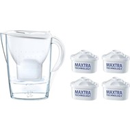 BRITA BRITA FILL&ENJOY MARELLA COOL WHITE + 4 MAXTRA+ FILTER